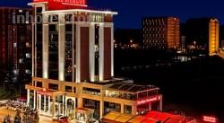 اسكي شيهر The Merlot Hotel Eskişehir