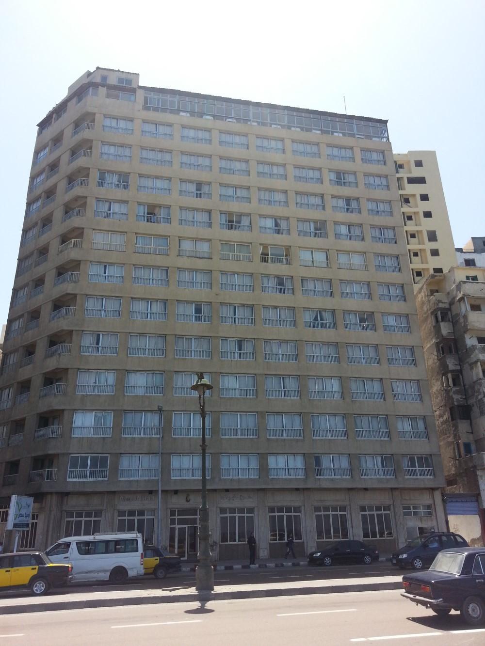 Cleopatra Hotel Alexandria