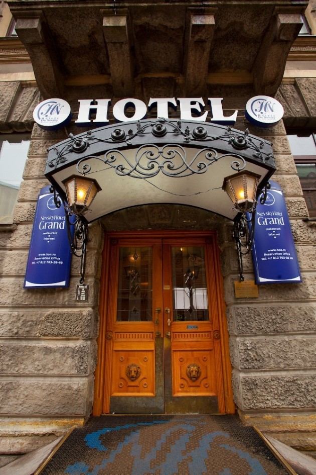 Nevsky Hotel Grand