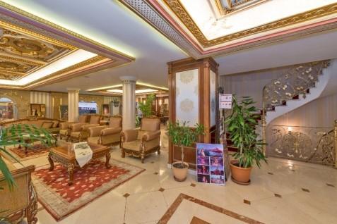 The Golden Horn Hotel