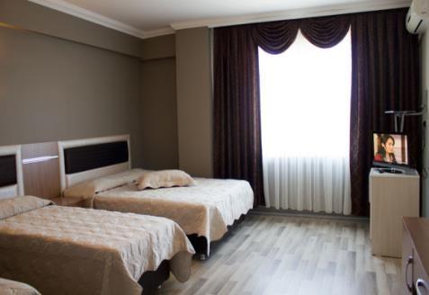 Döğme Turistik Tesisleri Londra Camping Hotel