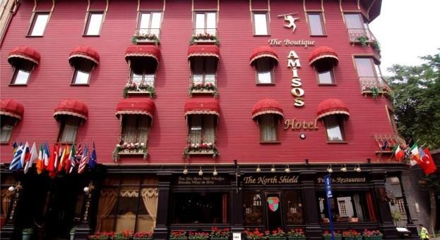 Amisos Hotel The Boutique
