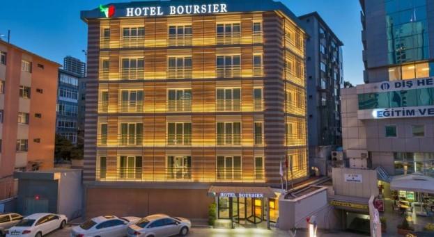 Hotel Boursier İstanbul