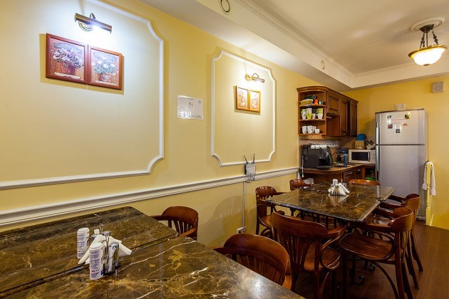 Nevsky Hotel Moyka 5