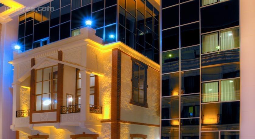 Alpinn Hotel Istanbul