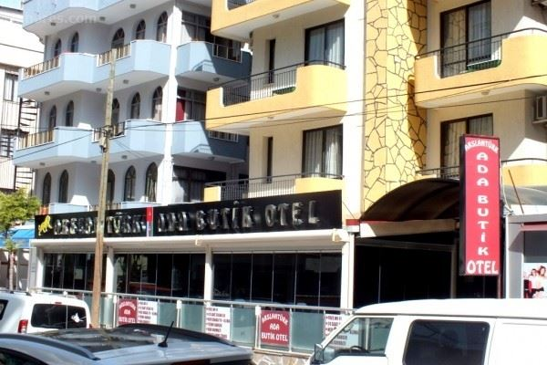 Arslantürk Ada Butik Otel