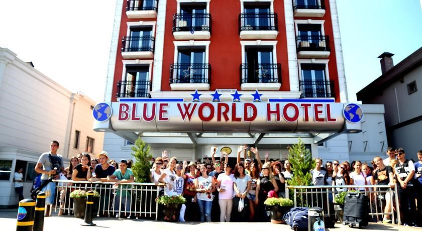 Blue World Hotel