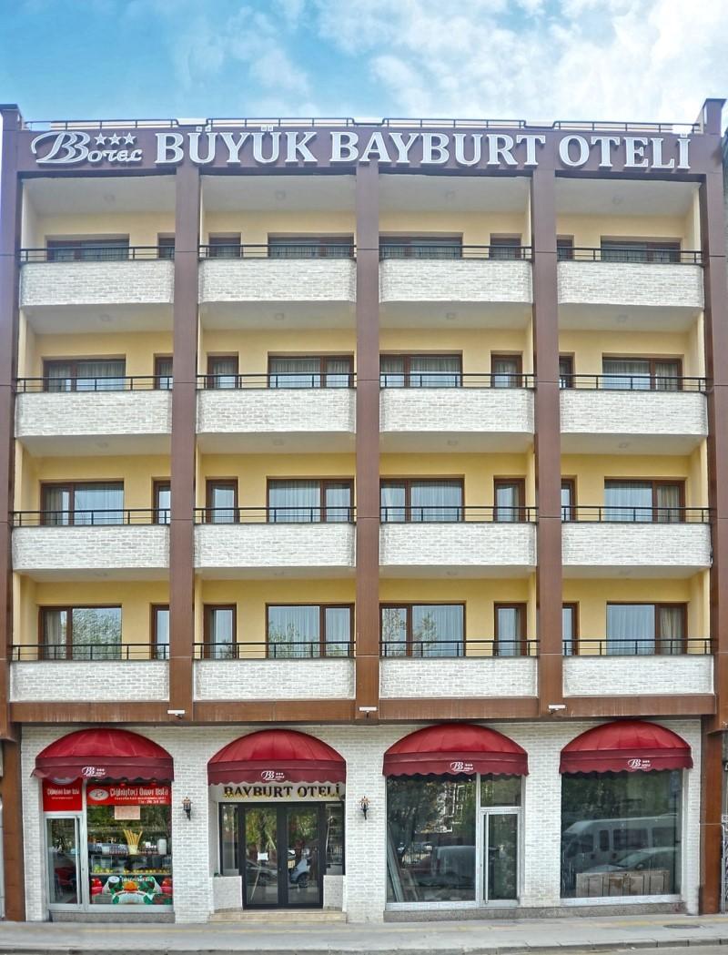 Büyük Bayburt Otel