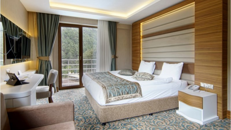 Çam Thermal Resort & Spa And Convention Center