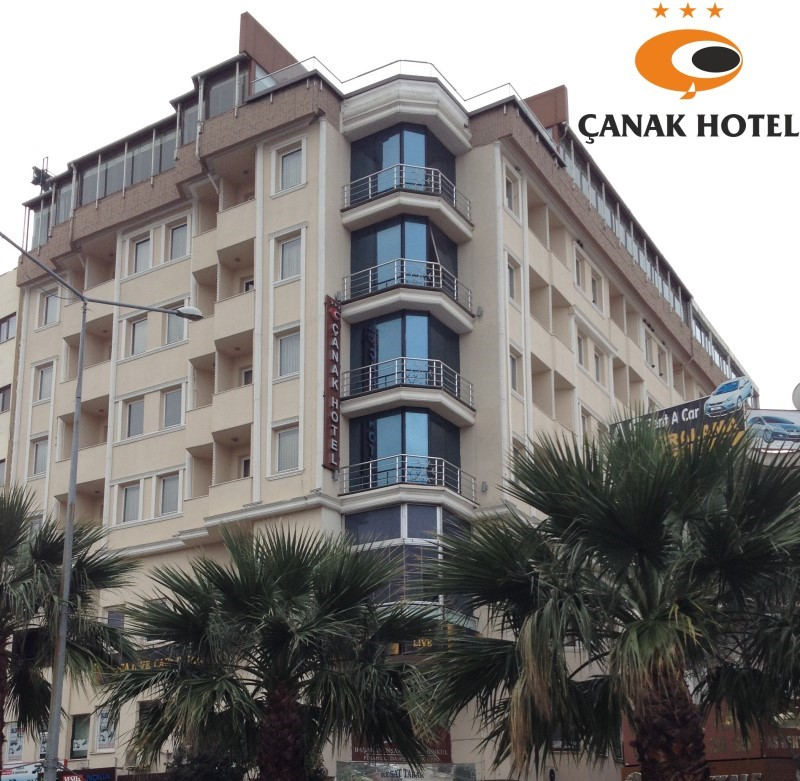 Çanak Hotel