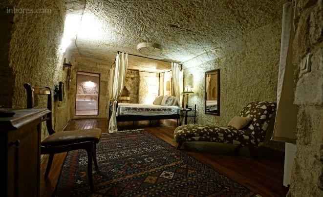 Cappadocia Castle Caves