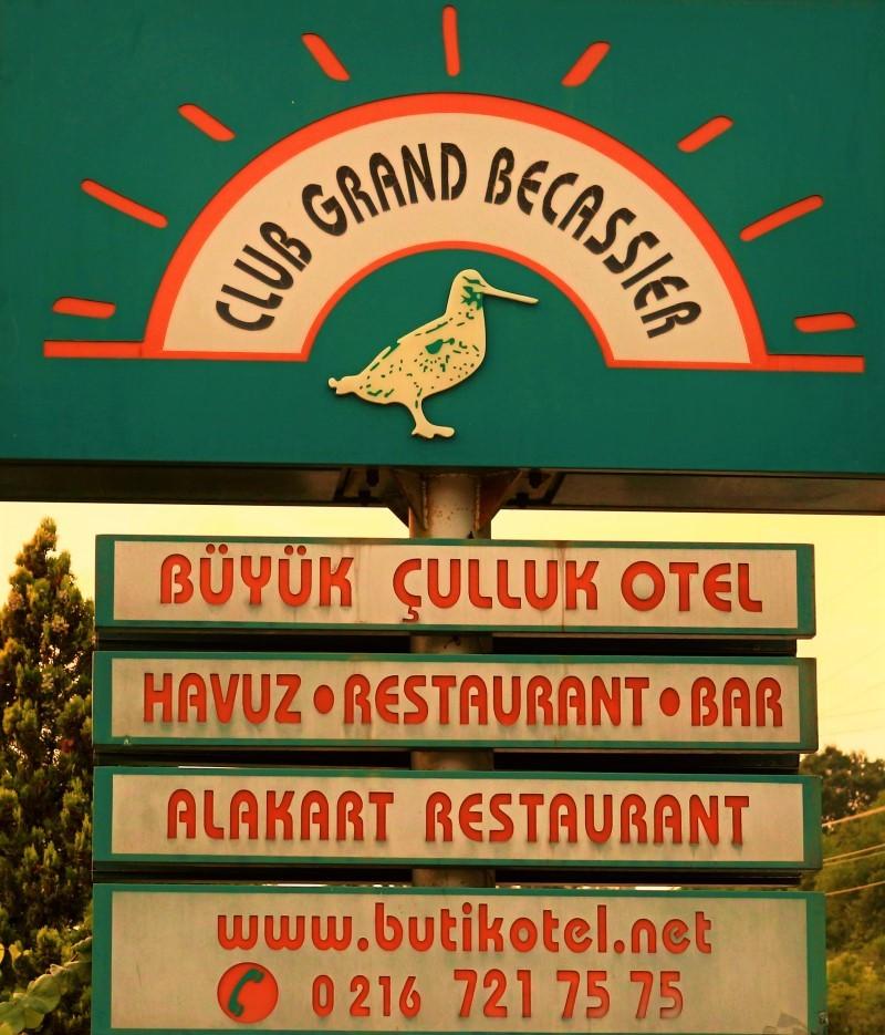 Club Grand Becassier