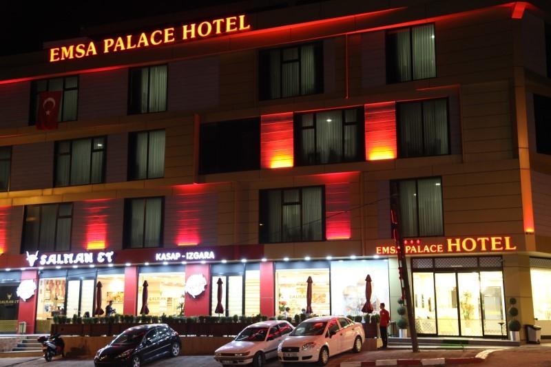 Emsa Palace Hotel