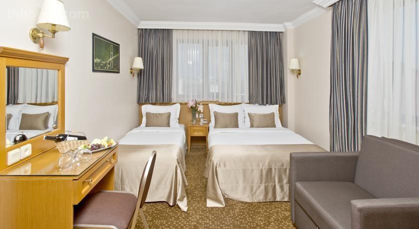 Erboy Hotel - Sirkeci Group