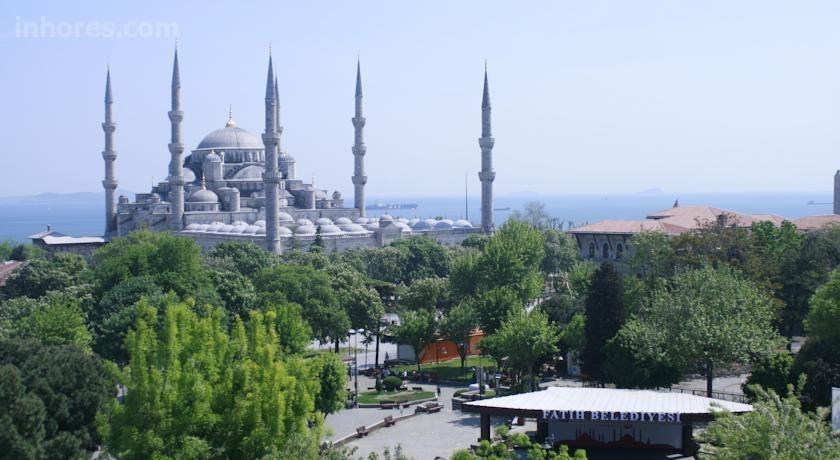 Esra Sultan Petrol Hotel
