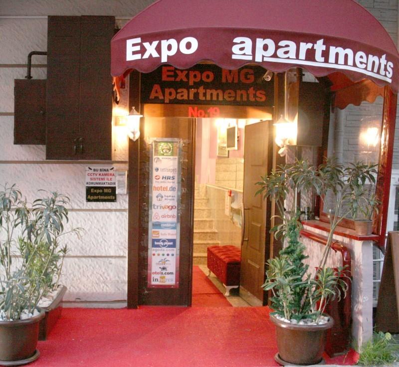 Expo Mg Apartments