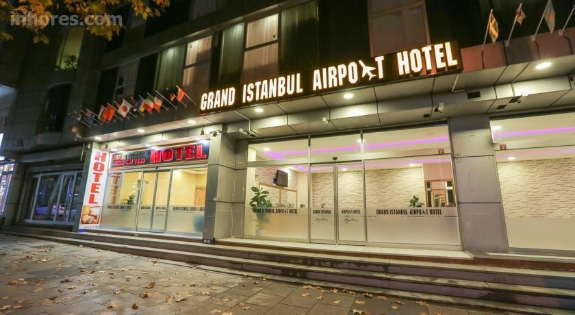 Grand İstanbul Airport Hotel