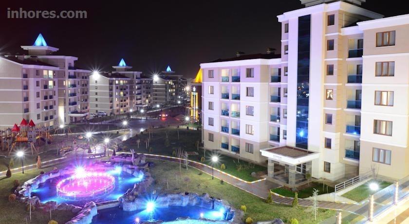 Grand Özgül Thermal Holiday Village