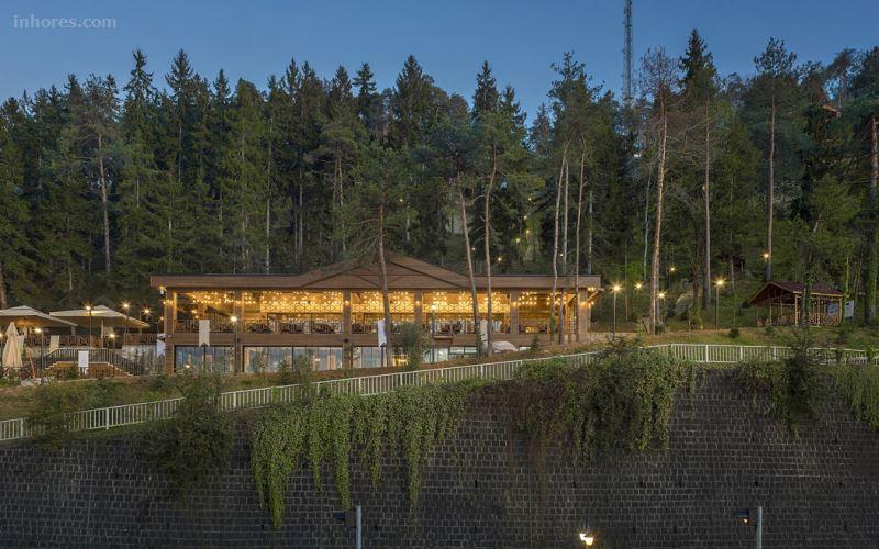 Hancioğlu Camburnu Orman Evleri ( Bungolow )Ve Hotel