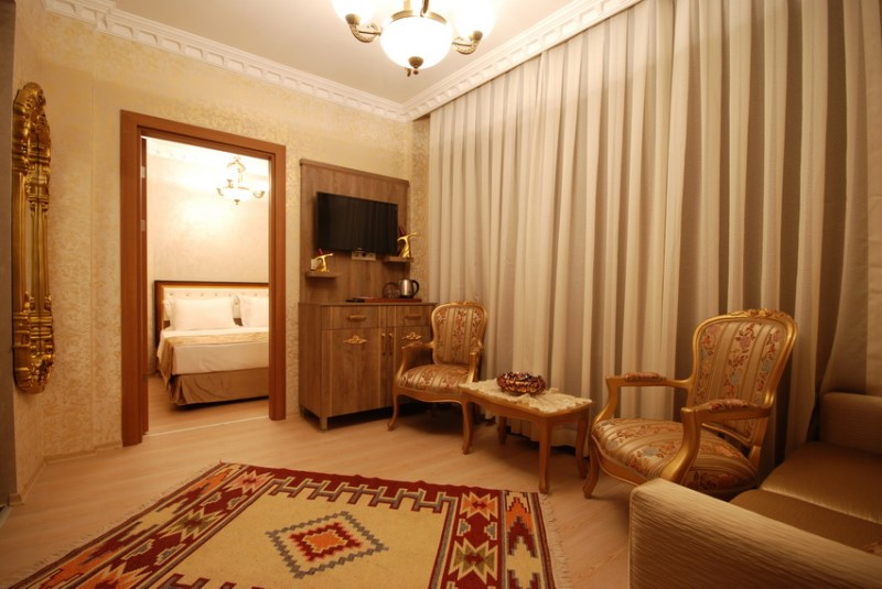 Haseki Sultan Suite House