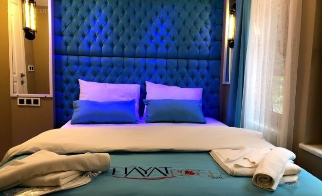 Hayat Rose Hotel