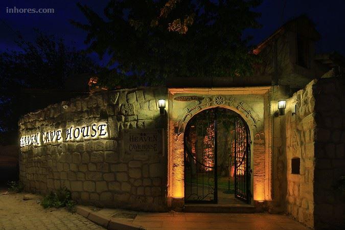 Heaven Cave House