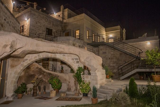 Helike Cave Hotel
