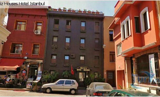 Hotel Deniz Houses