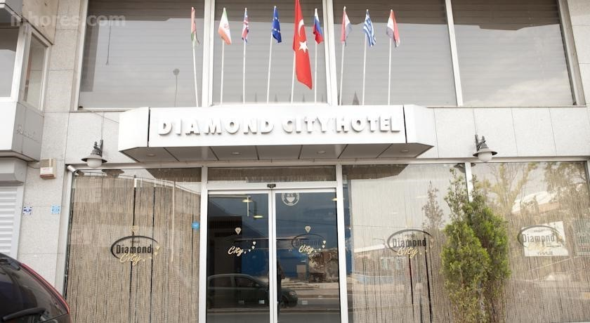 Hotel Diamond City
