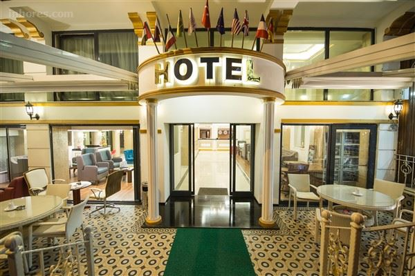 Ruba Palace Termal Otel (Huzur Termal)