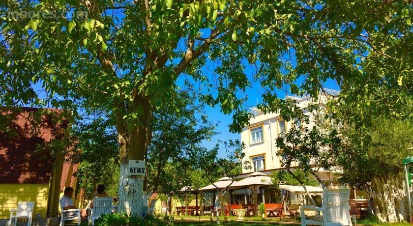 İdavilla Bungalov Hotel
