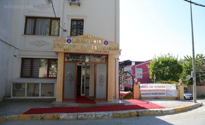 İhva Otel Pier Loti