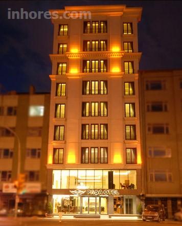 İmamoğlu Paşa Otel