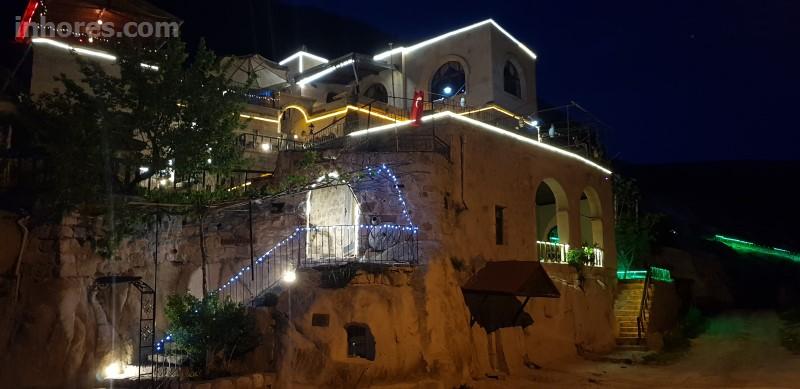 Kapadokya Akköy Evleri