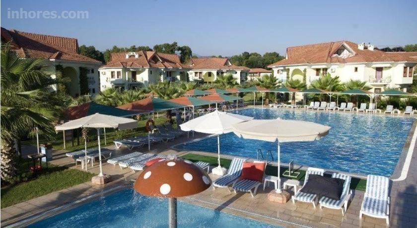 Katrancı Park Hotel  Helal Herşey Dahil