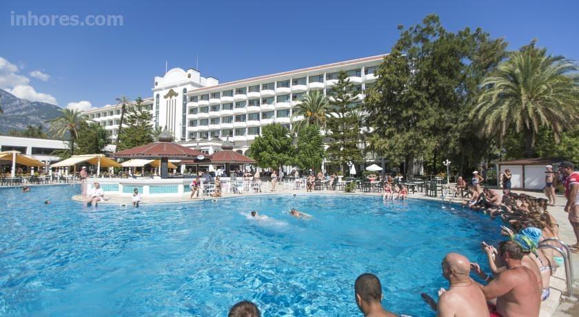 Larissa Phaselis Princess Resort