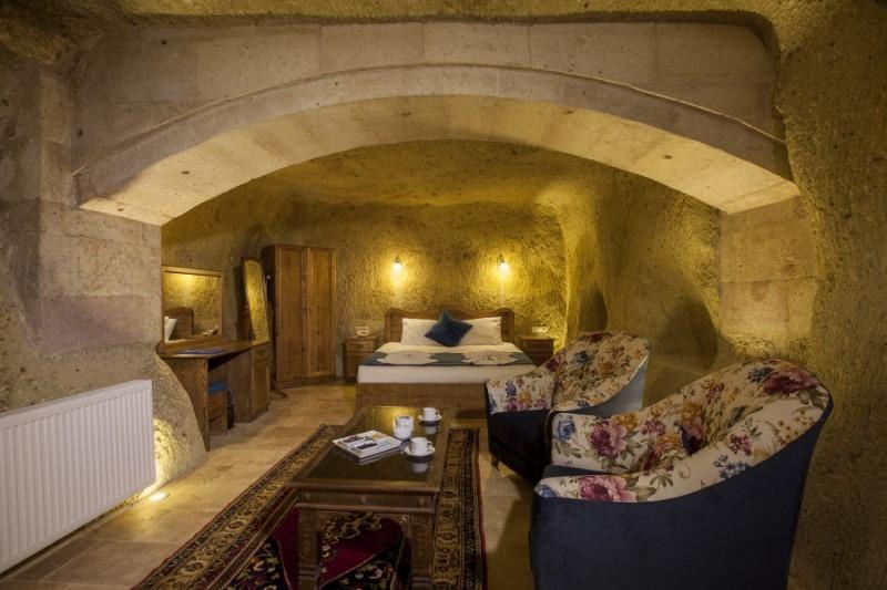 Magic Cave House