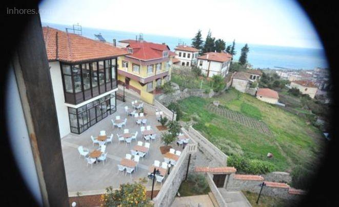 Mehmet Efendi Konağı Otel Restaurant Cafe