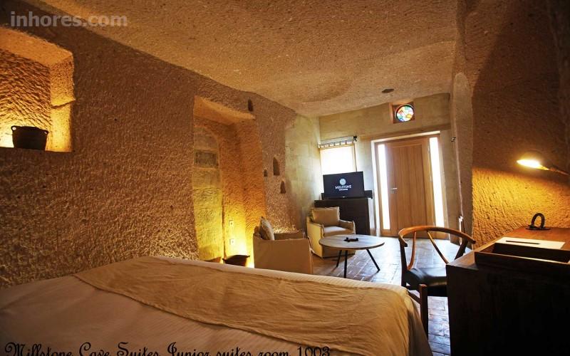 Millstone Cave Suites