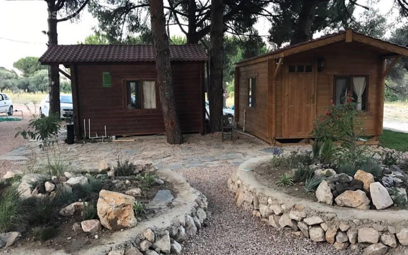 Mordoğan Morkoyun Bungalov Kamp