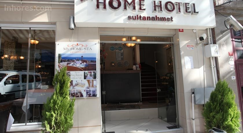 My Home Sultanahmet Hotel