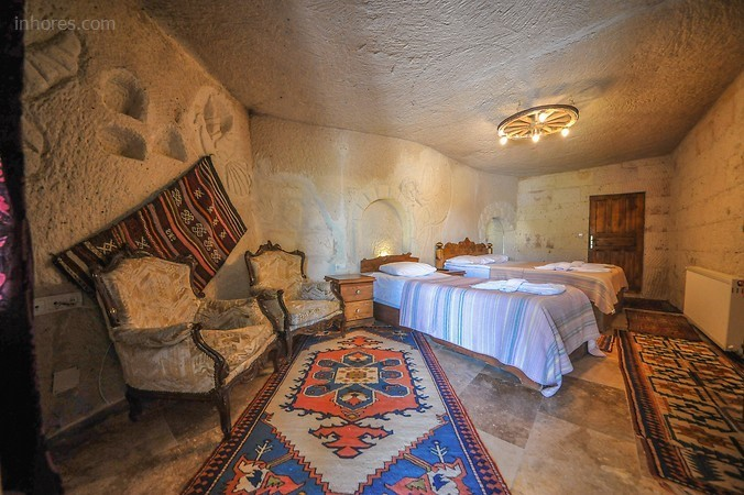 Mysterious Cave Suites