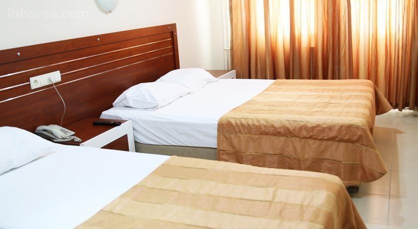 Oylat Kaplıcaları Çağlayan Hotel