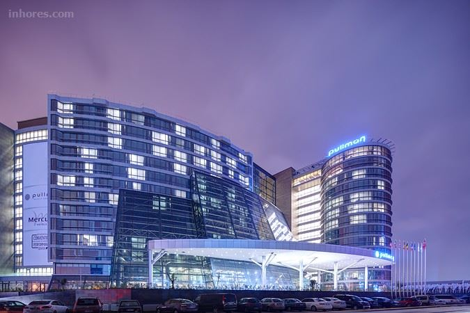 Pullman Istanbul Aiport Hotel & Convention Center