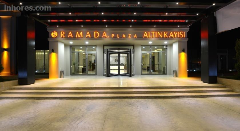 Ramada Plaza Altın Kayısı Hotel