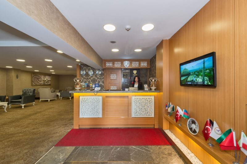 Regno Hotel
