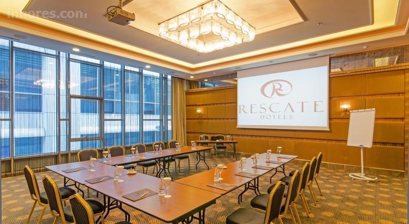 Rescate Hotel Asia