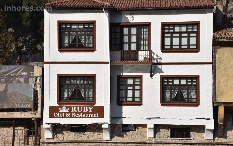 Ruby Otel Ve Restaurant