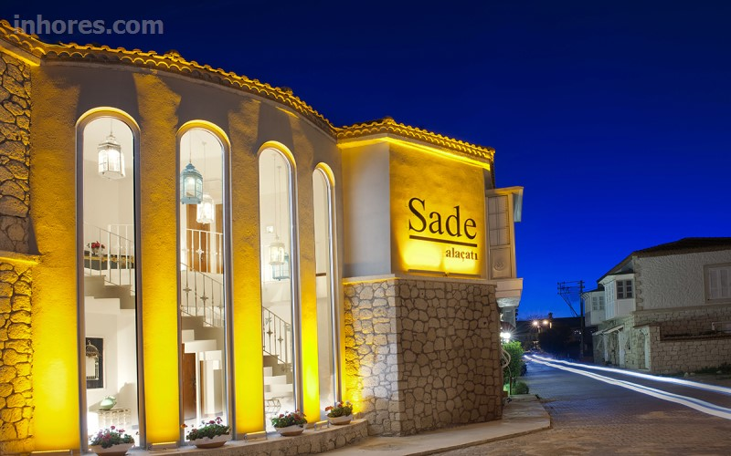Sade Alaçatı Boutique Hotel