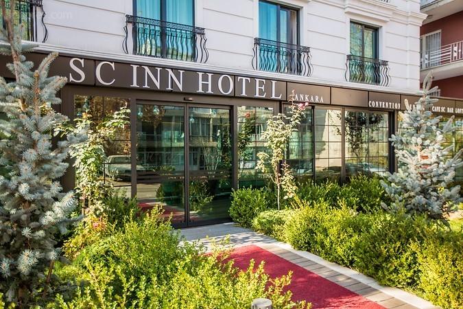 Sc Inn Otel Ankara